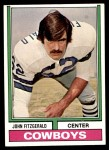 1974 Topps #526  John Fitzgerald  Front Thumbnail