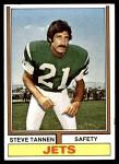 1974 Topps #528  Steve Tannen  Front Thumbnail