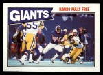 1987 Topps #9   Giants Leaders Front Thumbnail