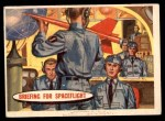 1957 Topps Space Cards #12   Briefing for Spaceflight  Front Thumbnail