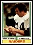 1974 Topps #300  Marv Hubbard  Front Thumbnail
