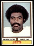 1974 Topps #389  Richard Caster  Front Thumbnail