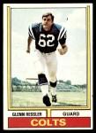 1974 Topps #276  Glenn Ressler  Front Thumbnail