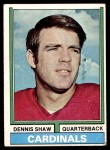 1974 Topps #286  Dennis Shaw  Front Thumbnail