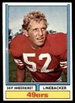 1974 Topps #352  Skip Vanderbundt  Front Thumbnail