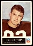 1965 Philadelphia #35  Jim Houston  Front Thumbnail