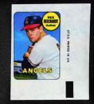 1969 Topps Decals  Rick Reichardt  Front Thumbnail