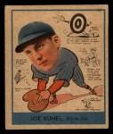 1938 Goudey Heads Up #267  Joe Kuhel  Front Thumbnail