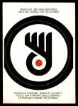 1973 O-Pee-Chee Team Logos #13   Flyers Logo Front Thumbnail