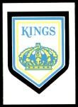 1977 O-Pee-Chee #329   Kings Records Front Thumbnail