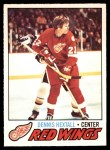 1977 O-Pee-Chee #197  Dennis Hextall  Front Thumbnail