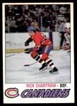 1977 O-Pee-Chee #363  Rick Chartraw  Front Thumbnail