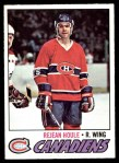 1977 O-Pee-Chee #241  Rejean Houle  Front Thumbnail