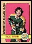 1972 Topps #34  Rick Smith  Front Thumbnail