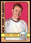 1972 O-Pee-Chee #88  Terry Crisp  Front Thumbnail
