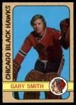1972 O-Pee-Chee #117  Gary Smith  Front Thumbnail