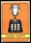 1972 Topps #174   Calder Trophy Front Thumbnail