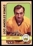 1972 Topps #151  Gary Edwards  Front Thumbnail