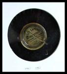 1910 Sweet Caporal Pins SM Walter Johnson  Back Thumbnail