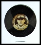 1910 Sweet Caporal Pins SM Walter Johnson  Front Thumbnail