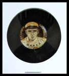 1910 Sweet Caporal Pins LG Rebel Oakes  Front Thumbnail