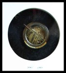 1910 Sweet Caporal Pins  Kitty Bransfield  Back Thumbnail