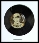 1910 Sweet Caporal Pins  Kitty Bransfield  Front Thumbnail
