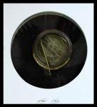 1910 Sweet Caporal Pins LG Zach Wheat  Back Thumbnail