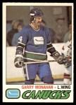 1977 O-Pee-Chee #341  Garry Monahan  Front Thumbnail