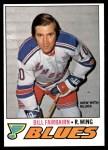 1977 O-Pee-Chee #303  Bill Fairbairn  Front Thumbnail