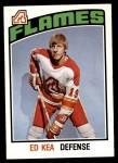 1976 O-Pee-Chee NHL #361  Ed Kea  Front Thumbnail