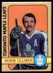 1972 O-Pee-Chee #147  Norm Ullman  Front Thumbnail