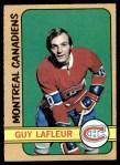 1972 O-Pee-Chee #59  Guy Lafleur  Front Thumbnail