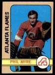 1972 O-Pee-Chee #43  Phil Myre  Front Thumbnail
