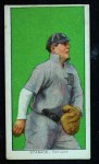 1909 T206  Oscar Stanage  Front Thumbnail