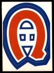 1973 O-Pee-Chee Team Logos #10   Canadiens Logo Front Thumbnail