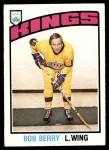 1976 O-Pee-Chee NHL #300  Bob Berry  Front Thumbnail