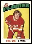 1976 O-Pee-Chee NHL #51  Eric Vail  Front Thumbnail