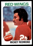 1975 Topps #120  Mickey Redmond   Front Thumbnail