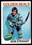 1975 Topps #47  Bob Stewart  Front Thumbnail