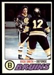 1977 O-Pee-Chee #104  Rick Smith  Front Thumbnail