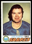 1977 O-Pee-Chee #150  Gerry Desjardins  Front Thumbnail