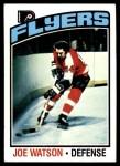 1976 Topps #45  Joe Watson  Front Thumbnail