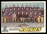 1977 O-Pee-Chee #76   Rockies Team Front Thumbnail