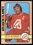 1972 O-Pee-Chee #25  Keith McCreary  Front Thumbnail