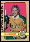 1972 O-Pee-Chee #151  Dick Redmond  Front Thumbnail