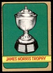 1972 O-Pee-Chee #142   Norris Trophy Winners Front Thumbnail