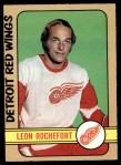 1972 O-Pee-Chee #204  Leon Rochefort  Front Thumbnail