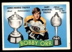 1971 O-Pee-Chee #245   -  Bobby Orr Norris / Hart Trophy Front Thumbnail