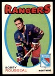 1971 O-Pee-Chee #218  Bobby Rousseau  Front Thumbnail